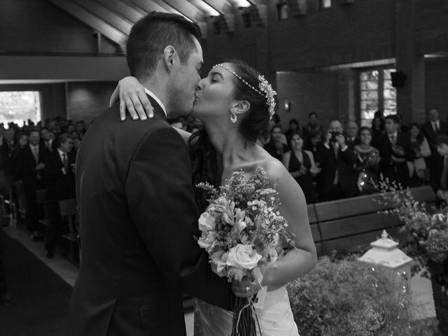 El matrimonio de Ignacio y Cami en Vitacura, Santiago 63