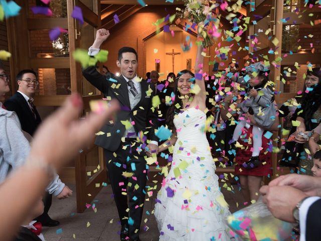 El matrimonio de Ignacio y Cami en Vitacura, Santiago 64