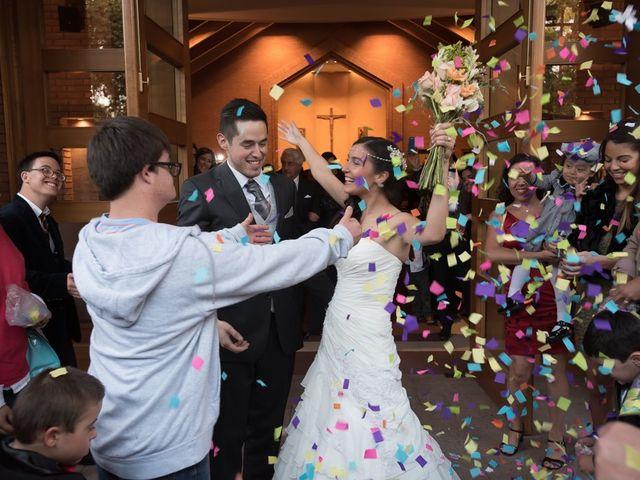 El matrimonio de Ignacio y Cami en Vitacura, Santiago 65