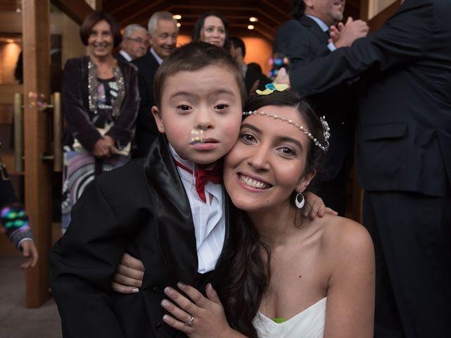 El matrimonio de Ignacio y Cami en Vitacura, Santiago 66