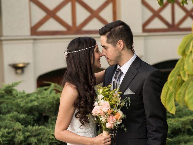 El matrimonio de Ignacio y Cami en Vitacura, Santiago 72