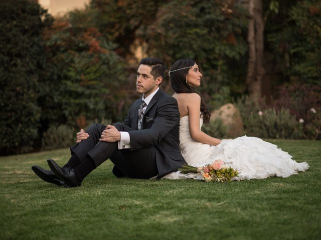 El matrimonio de Ignacio y Cami en Vitacura, Santiago 78