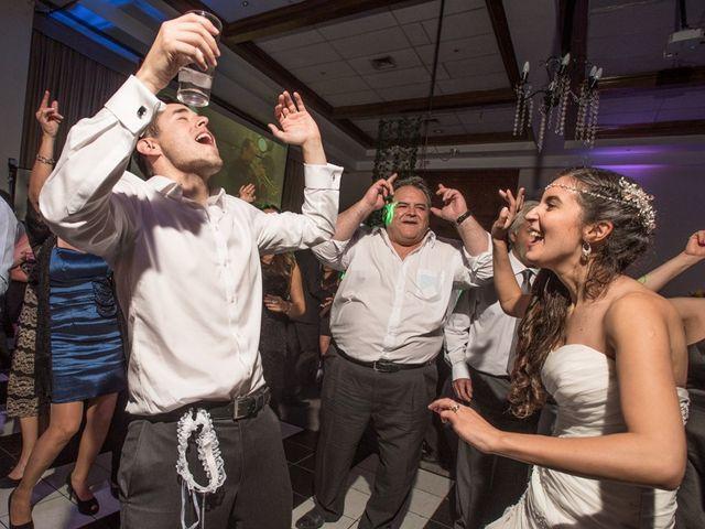 El matrimonio de Ignacio y Cami en Vitacura, Santiago 99