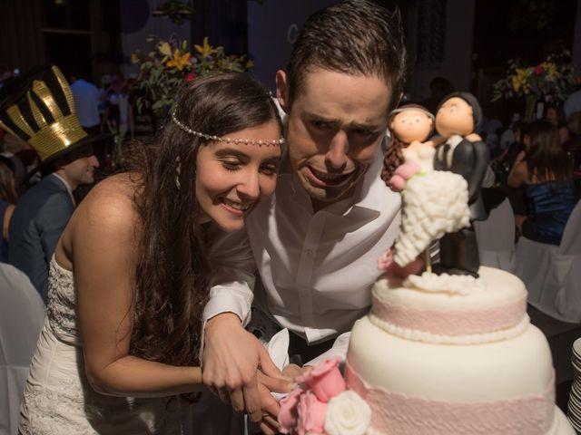 El matrimonio de Ignacio y Cami en Vitacura, Santiago 104