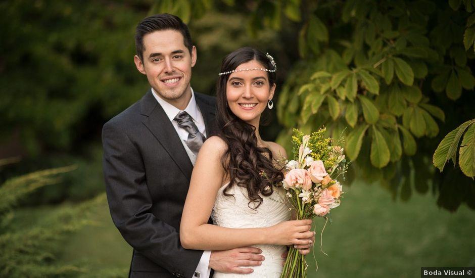 El matrimonio de Ignacio y Cami en Vitacura, Santiago