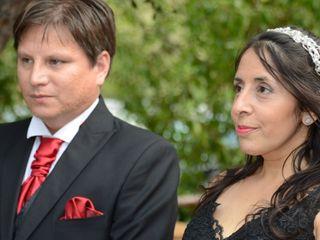 El matrimonio de Paola y Jaime 1