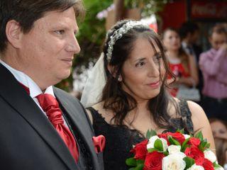El matrimonio de Paola y Jaime