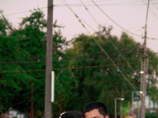 El matrimonio de Nasla y Camilo 1