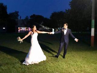 El matrimonio de Ariel  y Nury