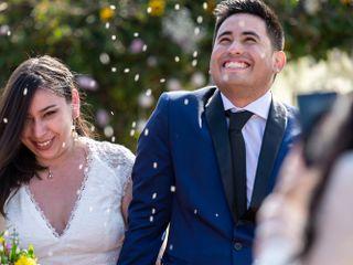 El matrimonio de Dominic y Juan