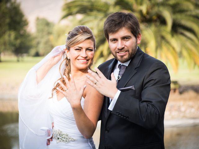 El matrimonio de Fabiola y Eric