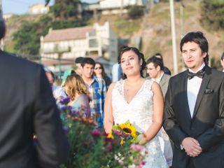 El matrimonio de Johan y Mary