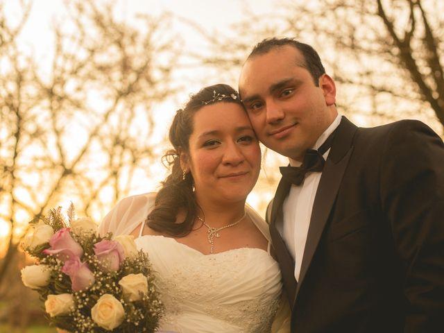 El matrimonio de Pablo y Marian