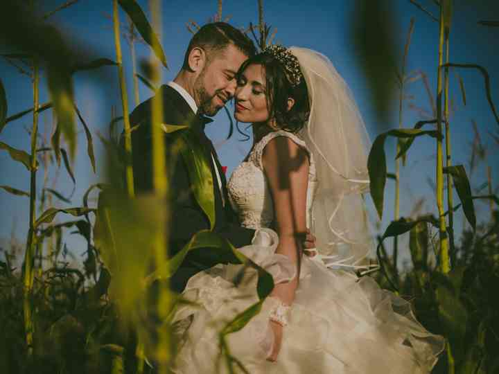 El matrimonio de Alejandra y Danilo