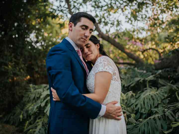 El matrimonio de Ana y Jonathan