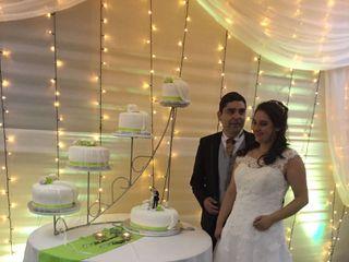 El matrimonio de Karina y Rodrigo 1