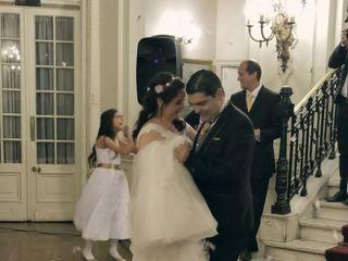 El matrimonio de Karina y Rodrigo 3