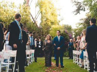 El matrimonio de Igna y Benja 1