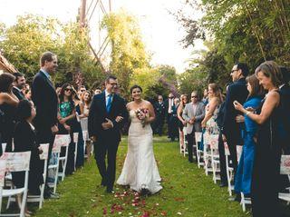 El matrimonio de Igna y Benja 2