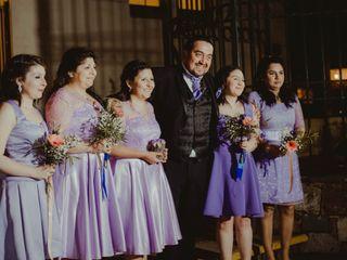 El matrimonio de Cassandra y Jonathan 3