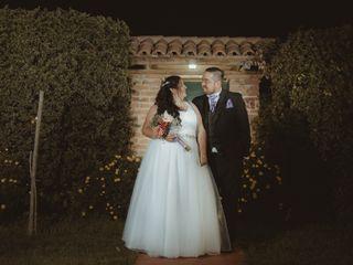 El matrimonio de Cassandra y Jonathan