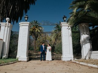 El matrimonio de Ana y Jonathan 1