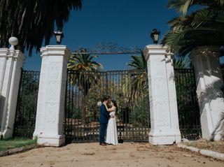 El matrimonio de Ana y Jonathan 2