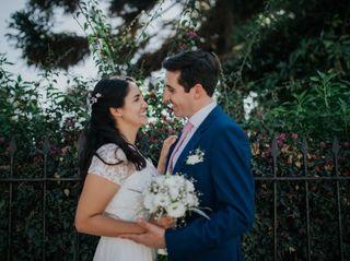 El matrimonio de Ana y Jonathan 3