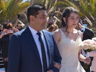 El matrimonio de Carolina  y Juan   3