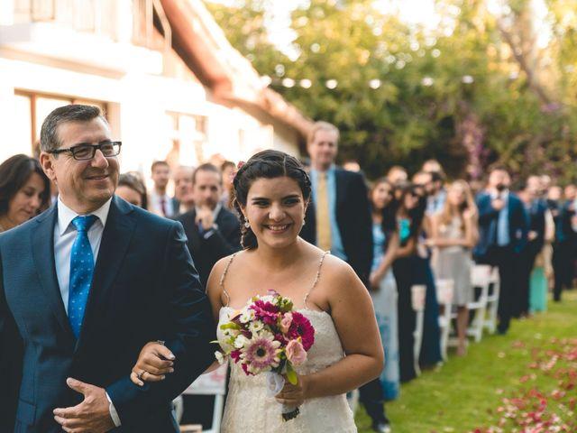 El matrimonio de Benja y Igna en Talagante, Talagante 5