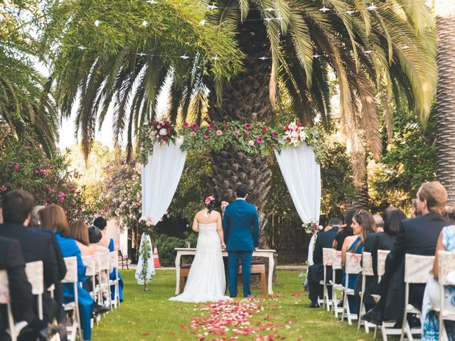 El matrimonio de Benja y Igna en Talagante, Talagante 9