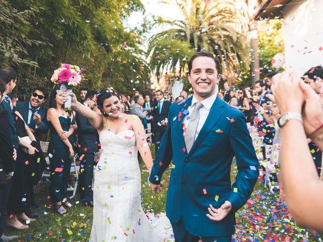 El matrimonio de Igna y Benja
