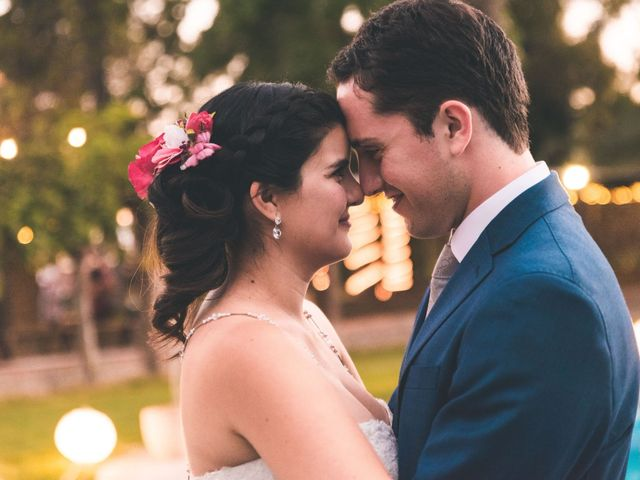 El matrimonio de Benja y Igna en Talagante, Talagante 18