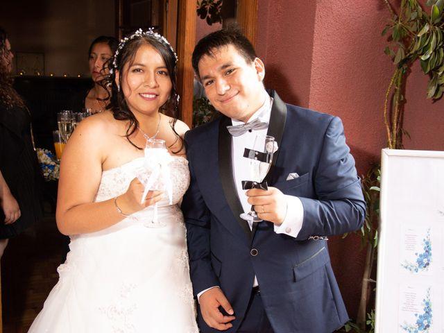 El matrimonio de Yajaira y Jordan
