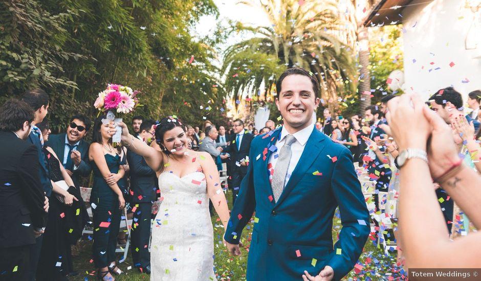 El matrimonio de Benja y Igna en Talagante, Talagante