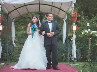 El matrimonio de Esteban y Yessika