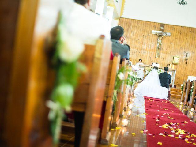 El matrimonio de Sergio y Daissy en Ercilla, Malleco 7