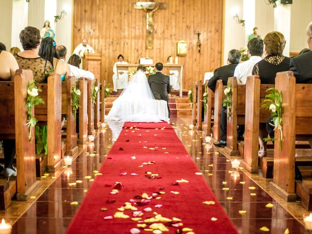 El matrimonio de Sergio y Daissy en Ercilla, Malleco 8