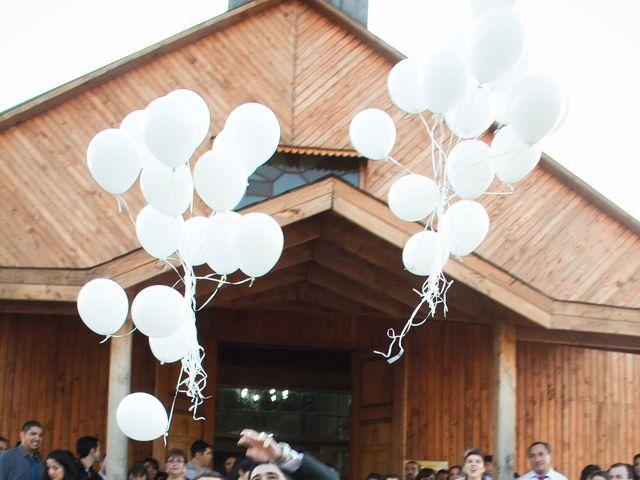 El matrimonio de Sergio y Daissy en Ercilla, Malleco 10