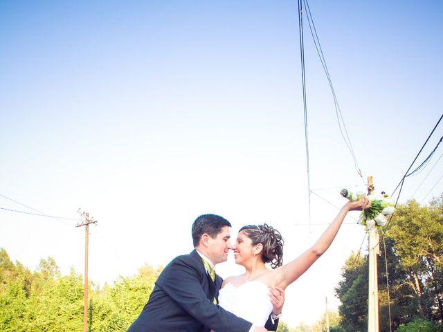 El matrimonio de Sergio y Daissy en Ercilla, Malleco 11