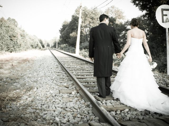 El matrimonio de Sergio y Daissy en Ercilla, Malleco 12