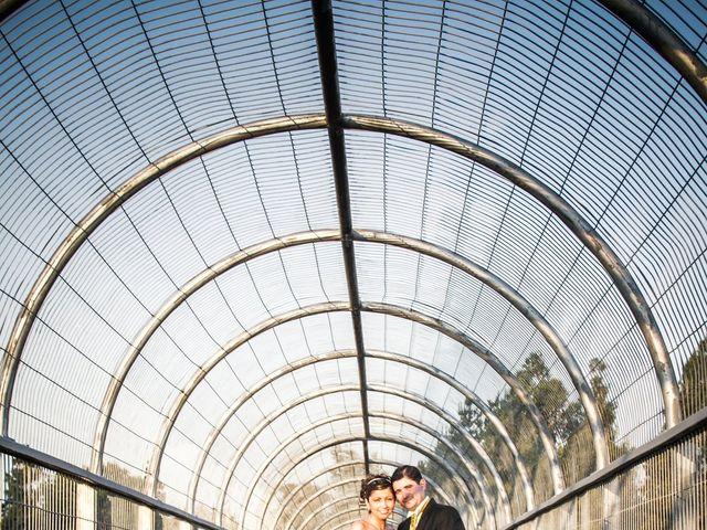 El matrimonio de Sergio y Daissy en Ercilla, Malleco 14