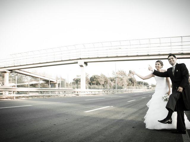 El matrimonio de Daissy y Sergio