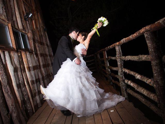 El matrimonio de Sergio y Daissy en Ercilla, Malleco 16