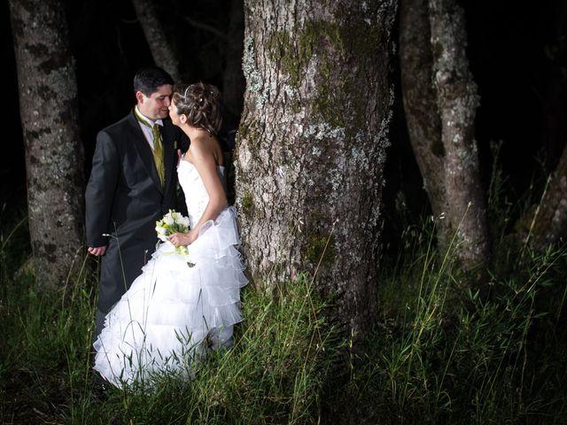 El matrimonio de Sergio y Daissy en Ercilla, Malleco 18