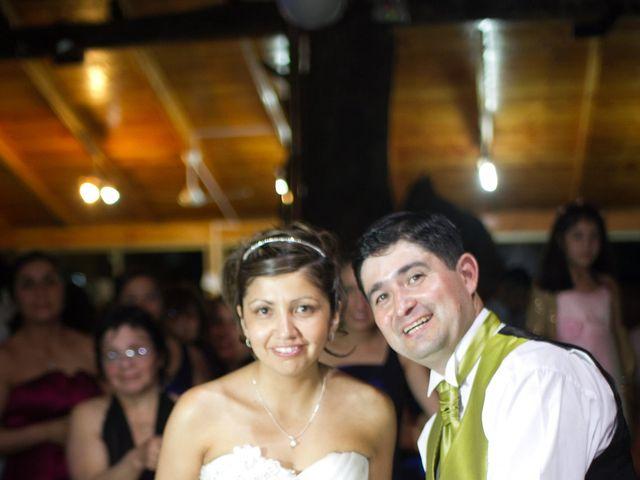 El matrimonio de Sergio y Daissy en Ercilla, Malleco 20