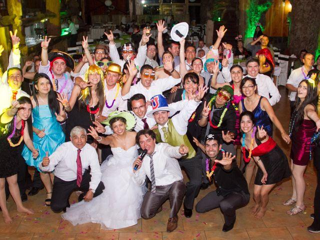 El matrimonio de Sergio y Daissy en Ercilla, Malleco 22