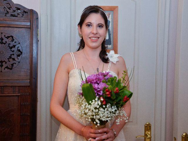El matrimonio de Juan y Claudia en La Florida, Santiago 1
