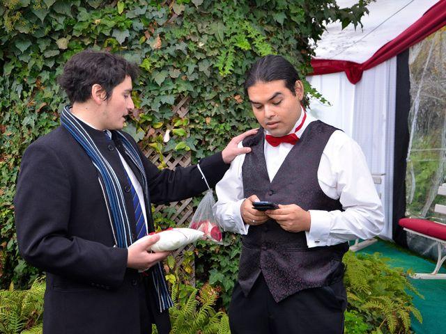 El matrimonio de Juan y Claudia en La Florida, Santiago 2