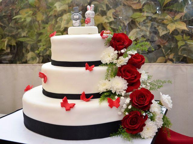 El matrimonio de Juan y Claudia en La Florida, Santiago 5